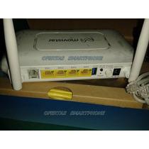 Router Doble Antena Adsl 3g Movistar - Nuevo En Caja Sellada