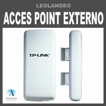 Acces Point 500mw Externo Atheros 12dbi Internet Gratis Poe