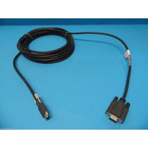 Emc Fiber Optic Null Modem Micro Db9-db9/f Serial Cable
