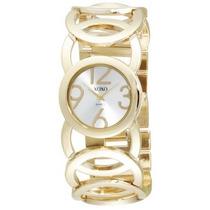 Reloj Xoxo Dorado