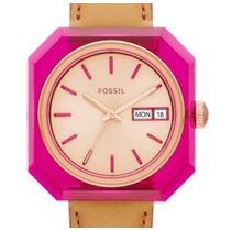 Reloj Fossil Con Fechador 100% Original Nuevo Caja Guess Mk