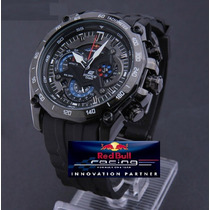 Reloj Casio Edifice Ef-550rbsp Correa Resina 2016 Original