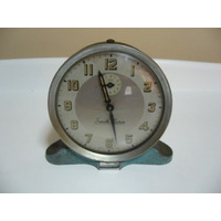 Bonito Reloj De Mesa Smith Harm Hecho En Gran Bretaña