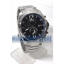 Reloj Tommy Hilfiger 1790831 Acero Cronógrafo Para Caballero