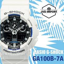 Reloj Casio G-shock Ga-100b-7a - Nuevo Y Original En Caja