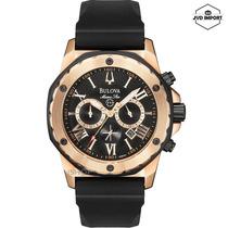 Reloj Bulova Marine Star 98b104 - 100% Nuevo Y Original