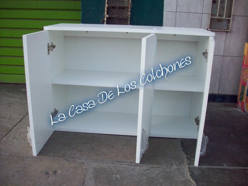Repisa 3 puertas de melamina s s 349 00 en for Puertas de melamina