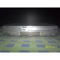 Dvd & Vhs Combo Samsung 6hd Hi-fi