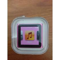 Ipod Nano 6g 8gb Rosa Fucsia Nuevo Sellado Importado De Eeuu