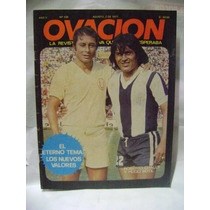 Remate De Revista Ovacion Challe Sotil Poster Selecc Peru
