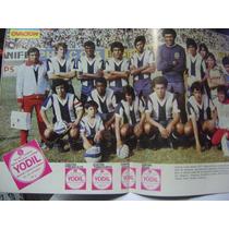 Revista Ovacion Poster Alianza Lima Año 1977 Melendez - Diaz