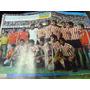 Union Huaral Poster Coleccion Sub Campeon 1974 - Original
