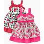 Vestidos Importados Para Bebas 18 Y 24meses..preciosos