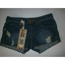 Short Jean Roxy No Rip Curl Volcom Billabong