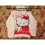 Pedido Buzo Completo Polo+pantalon Hello Kitty 6/7 Anos