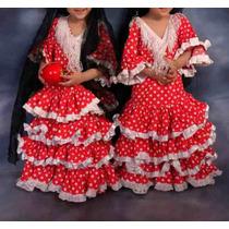 Disfraces Niñas Españolas,serranitas, Bruja S/120