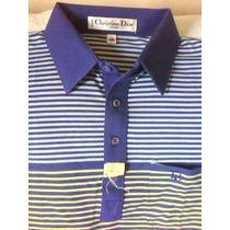 Polo Christian Dior Junior Cuello-camisa Talla 18