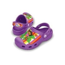 Crocs Originales Dora Explorer,no Nike,no Gap,no Carters