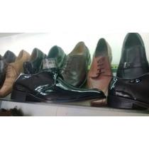 Calzado Vestir Niños Promocion Zapatos Cuero Charol Shoes