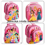 Set De Mochila/lonchera Disney Princesas,dra.juguetes,spider