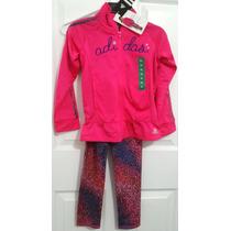 Adidas Original - Buzo 3 Piezas Para Niños Nuevo C/etiqueta