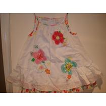 Vestido Para Nina Precioso - Talla 24 Meses - Traido De Usa