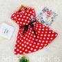 Vestidos Importados De Hello Kitty Y Minnie Mouse En Stock