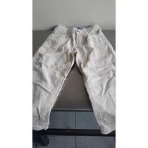 Pantalon Corduroy Niño Marca Skidz Talla 5 Color Hueso