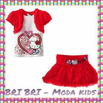 Vestidos Importados De Hello Kitty (asiaticos) Para Niñas
