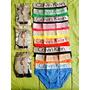 Ropa Interior Para Dama Calvin Klein, Bikini, Bóxer E Hilo