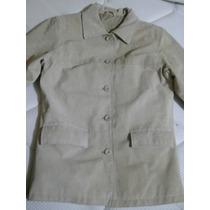 Saco/casaca/blazer 100% Cuero Natural Vendo/cambio