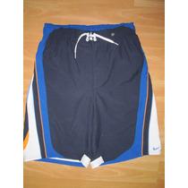 Nike Short Bermuda Deportivo Small Algodon Nuevo Original