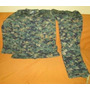 Uniforme Camuflado De La Marina ( Completo)