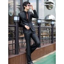 Elegantes Ternos Slim Fit, Entallados, Moda Coreana 2015