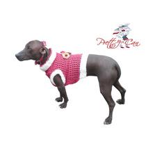Ropa Para Perros - Chaleco Para Perro Peruano Tallas 4 Y 5