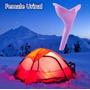 Dispositivo Urinario Femenino Portable Reutilizable Camping
