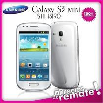 Samsung Galaxy S3 Mini I8200 Libre, Dual Core 1.2ghz+regalos