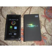 Galaxy Samsung S2 I9100 Negro Nfc Libre De Fabrica 9,9/10