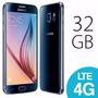 Samsung Galaxy S6 G920 Libre 4g Lte 32gb 16 Mp Caja Tienda