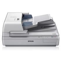 Escáner Epson Workforce Ds-70000 Adf Cama Plana A3 600 Dpi