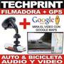 Camara De Seguridad Para Auto Con Gps Y Google Maps