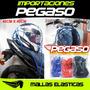 Malla Red Tipo Pulpo Para Moto S/12.00 Importaciones Pegaso