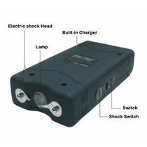 Electroshock Alto V Defensa Personal Con Linterna Delivery!