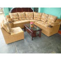 Confortables Muebles De Sala Foto Real ( Nuevo )
