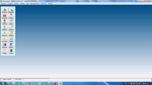 Sistema Gestion Comercial Facturacion Ventas Inventarios...
