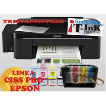 Sistema Ciss Proepson 135r T25/tx135/tx133/tx125