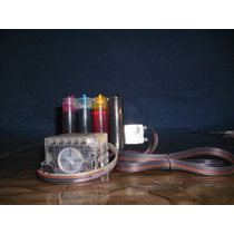 Sistema Continuo Ciss Hp711 T120/t520 C Tinta Especial