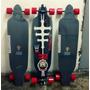 Longboard Tres Cruces Nuevos Modelos+maple Canadiense