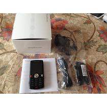 Pedido Sony Ericsson W810 Libre De Fabrica Negro Garantia