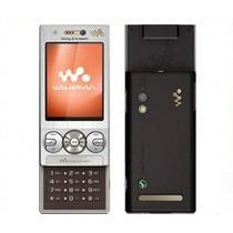 Pedido Sony Ericsson W705 3.15mpx Fm Radio Mp3
